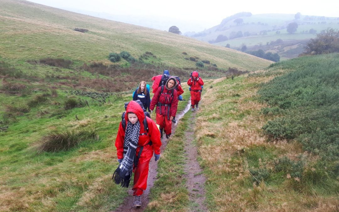 Duke of Edinburgh Bronze Expedition