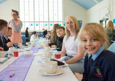 Moreton Year 6 Tea Party-2