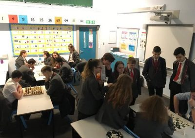 Chess Club Moreton School