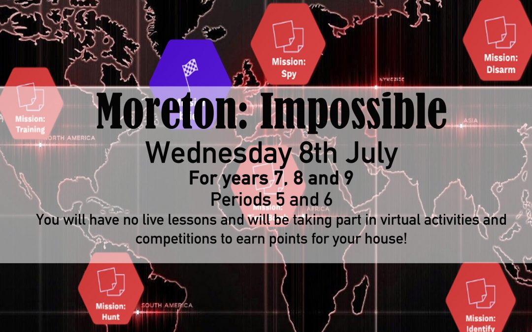 Moreton Impossible